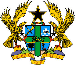 Government of Ghana logo