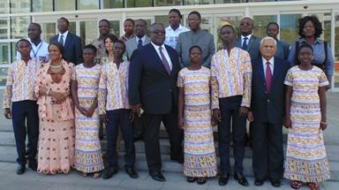 Child Ambassadors Group Picture