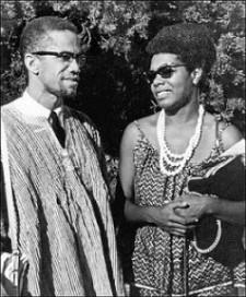 Maya Angelou in Ghana-1964